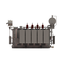 4000kVA 33kV 3-phase 2-winding Power Transformer with OLTC