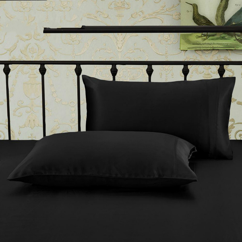 Black2 Pillowcase