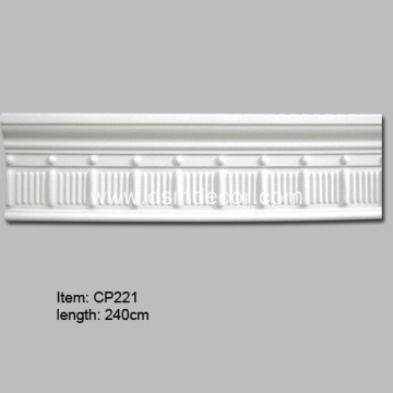 Polyurethane Bead Barrel Panel Mouldings