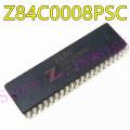 1pcs/lot Z84C0008PSC CPU DIP-40 Microprocessor Integrated Circuit Chip Brand New Original In Stock