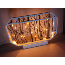 Tree Branch LED Light Decoraiton Standing