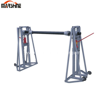 Cable Reel Stand Hydraulic Type