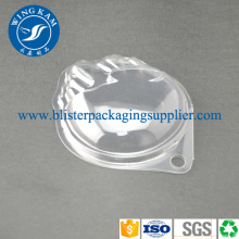 Plastic Transparent Soap Wholesale Clamshell