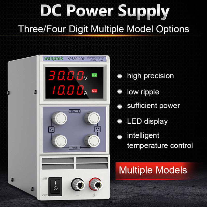 30V 10A Laboratory Dc Power Supply Adjustable 60V 5A Voltage Regulator Stabilizer Switching Power Supply 30v 10a AC 110v 220v