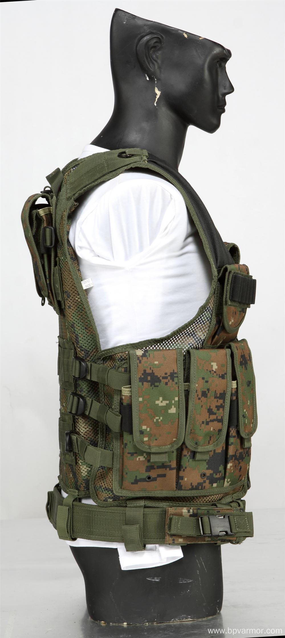 Multi Function Tactical Vest