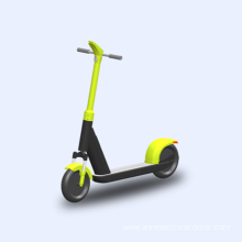 Big size E-scooter with replaceble battery