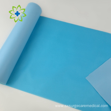 Disposable Laminate Nonwoven SMS Fabric For Equipment Cover