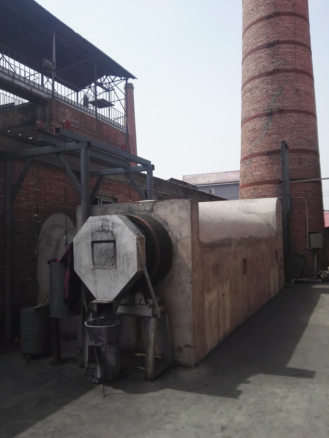 activated carbon carbonization furnace