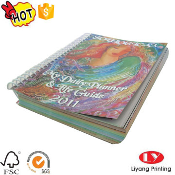 Colorful YO Paper School Notebook for Student