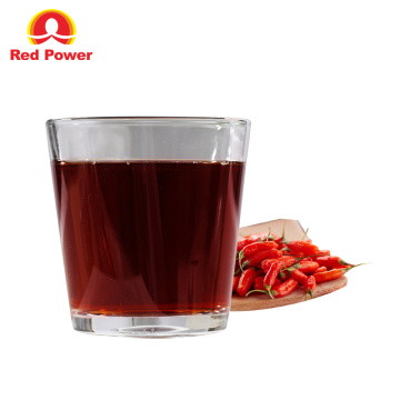Clarified Chinese Wolfberry Juice without Flesh