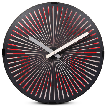 Moving Wall Clock- Star