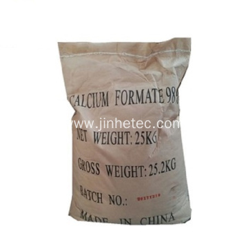 CAS 544-17-2 Additive Feed Grade Calcium Formate Powder
