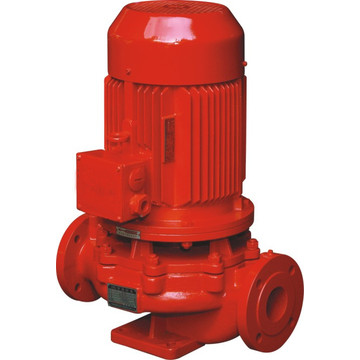 XBD (I) type fire rated pump
