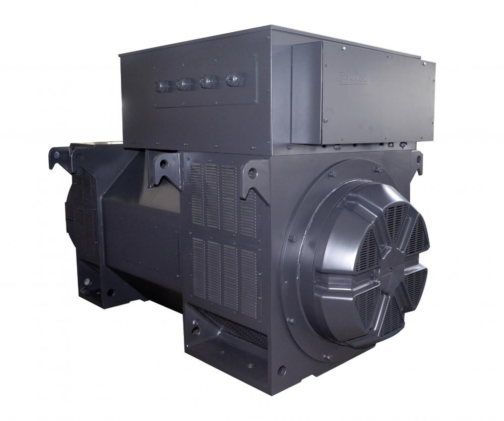 Three Phase Industrial Synchronous Generator
