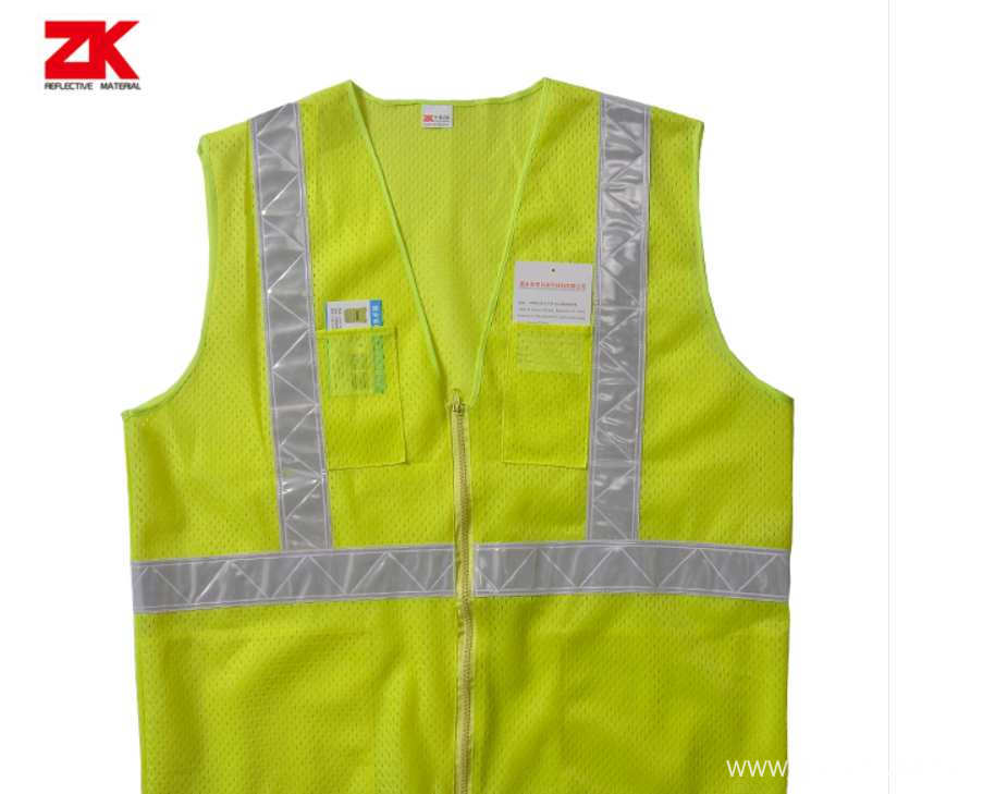 motorcycle safety reflective garment