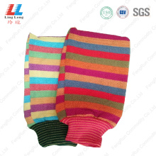 Raninbow saucy style comely bath gloves