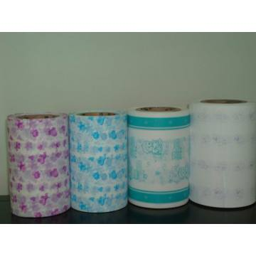 PVC/PE plastic cheap Diaper Film
