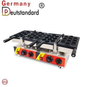 NP-452 pembuat wafel walnut 220V / 110V mesin wafel