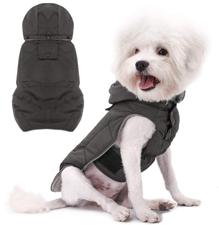 Warm Winter Dog Coat