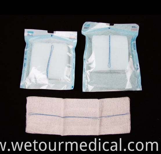 Dressings Cotton Gauze Swabs