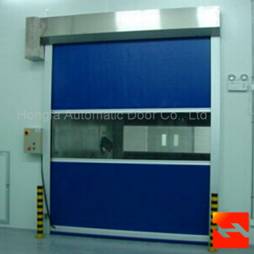Speediness Industrial PVC Fabric High Speed Door