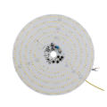ac linear round Dimming 40W Aluminum led module