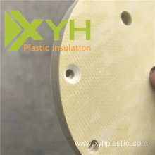 Epoxy fiber glass washer for insulation