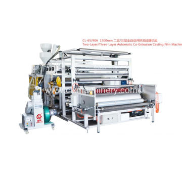 Plastic Film Making Machinery