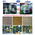 homemade groundnut shell pelleting mill machine