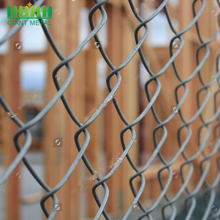 Wholesale Zinc Coated Garden Chain Link Fence