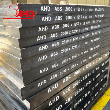 Thickness 10mm 12mm 15mm ABS Sheet Board
