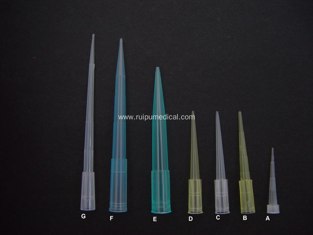 Laboratory Disposable Gilson Pipette Tips