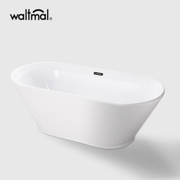 Acrylic Large Freestanding Bathtub