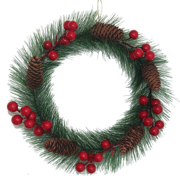 Christmas Decorations Ornaments Wreath Indoor Decor