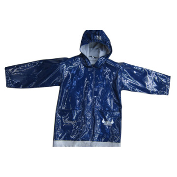 Kid raincoat
