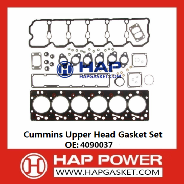 Cummins Upper Head Gasket Set 4090037