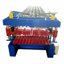 Double Layer Sheet Roofing Panel Roll Forming Machine