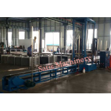 Automatic Coil Brazing Machine Line