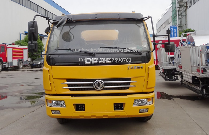 Waste Pumper Truckmanufacturer