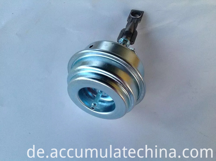 Turbo Wastegate Vacuum Actuator With Vnt 15 Turbocharger T