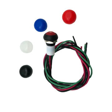 IP68 Waterproof Illuminated Push Button Switch