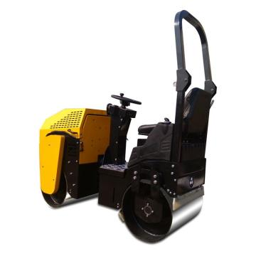 New type double drums HONDA engine road roller