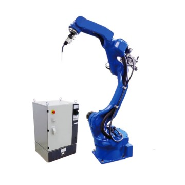 professional 6 axis cnc lathe robot arm