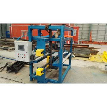 Galvanized EPS sandwich roof panel forming machine