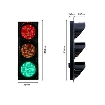 Led Traffic Light Design