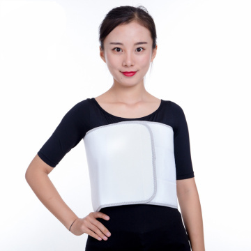 Rib fixed elastic chest strap