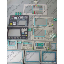 6AV3637-1ML00-0BX0 Membrane switch for OP37