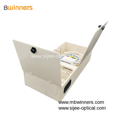 32 Cores Fiber Optic Splitter FTTH Termination Box