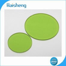 LB17 green optical glass filters