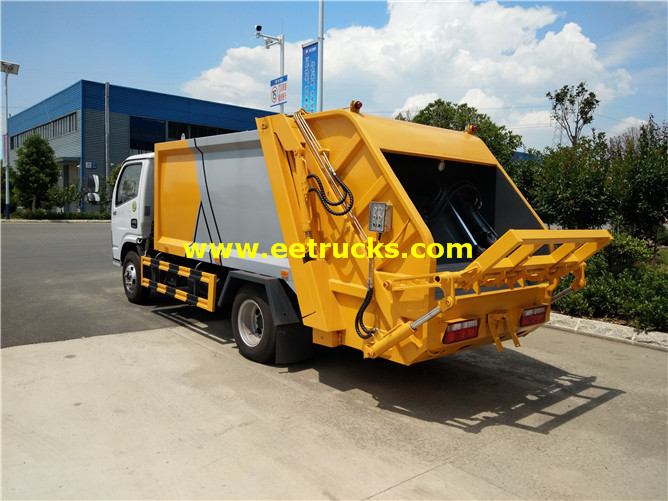 115hp Compressed Refuse Vehicles